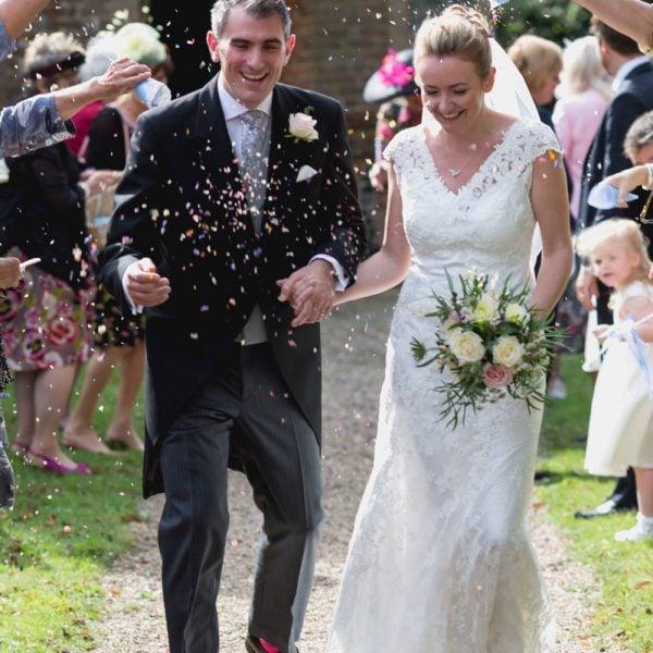 Stylish and Elegant Suffolk Wedding at Seckford Hall